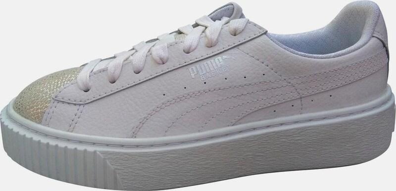 PUMA PUMA Sneaker »Basket Platform Glitzer«