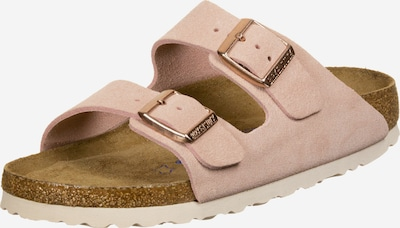 BIRKENSTOCK Mule 'Arizona' in Dusky pink, Item view