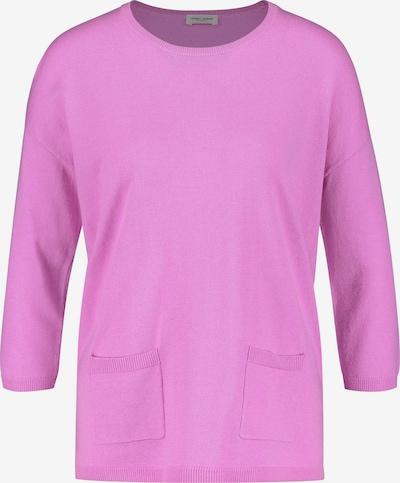 GERRY WEBER Pullover in neonlila, Produktansicht