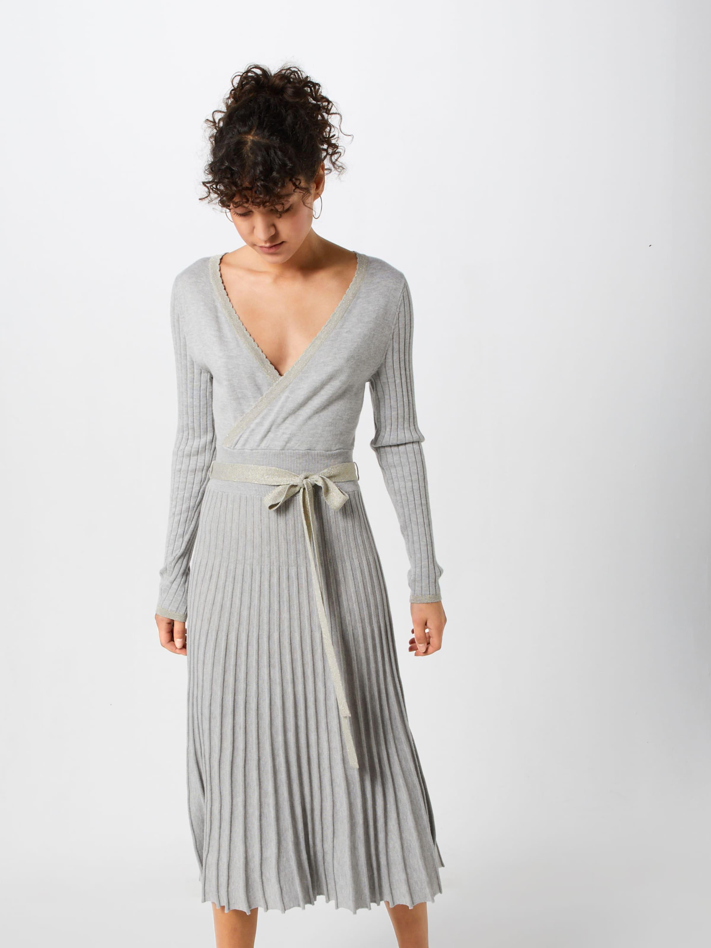 Maille 'clary En Gris Cream Robes Knit Dress' Clair w80nOPk
