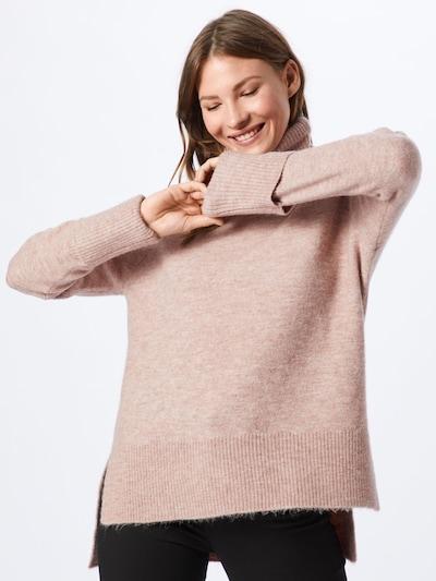 VERO MODA Pulover 'Iva Rep' | rosé barva: Frontalni pogled