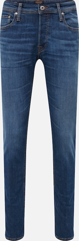 JACK & JONES Jeans 'Glenn Original AM 814 Noos' in blue denim, Produktansicht