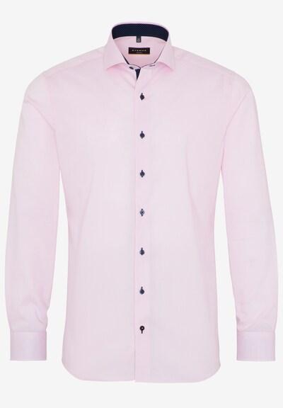 ETERNA Langarm Hemd SLIM FIT in pink: Frontalansicht