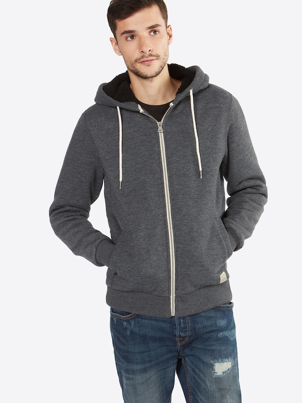 JACK & JONES Lässige Sweatjacke