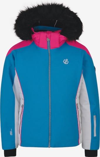 DARE 2B Skijacke 'VAST' in blau / pink / weiß, Produktansicht