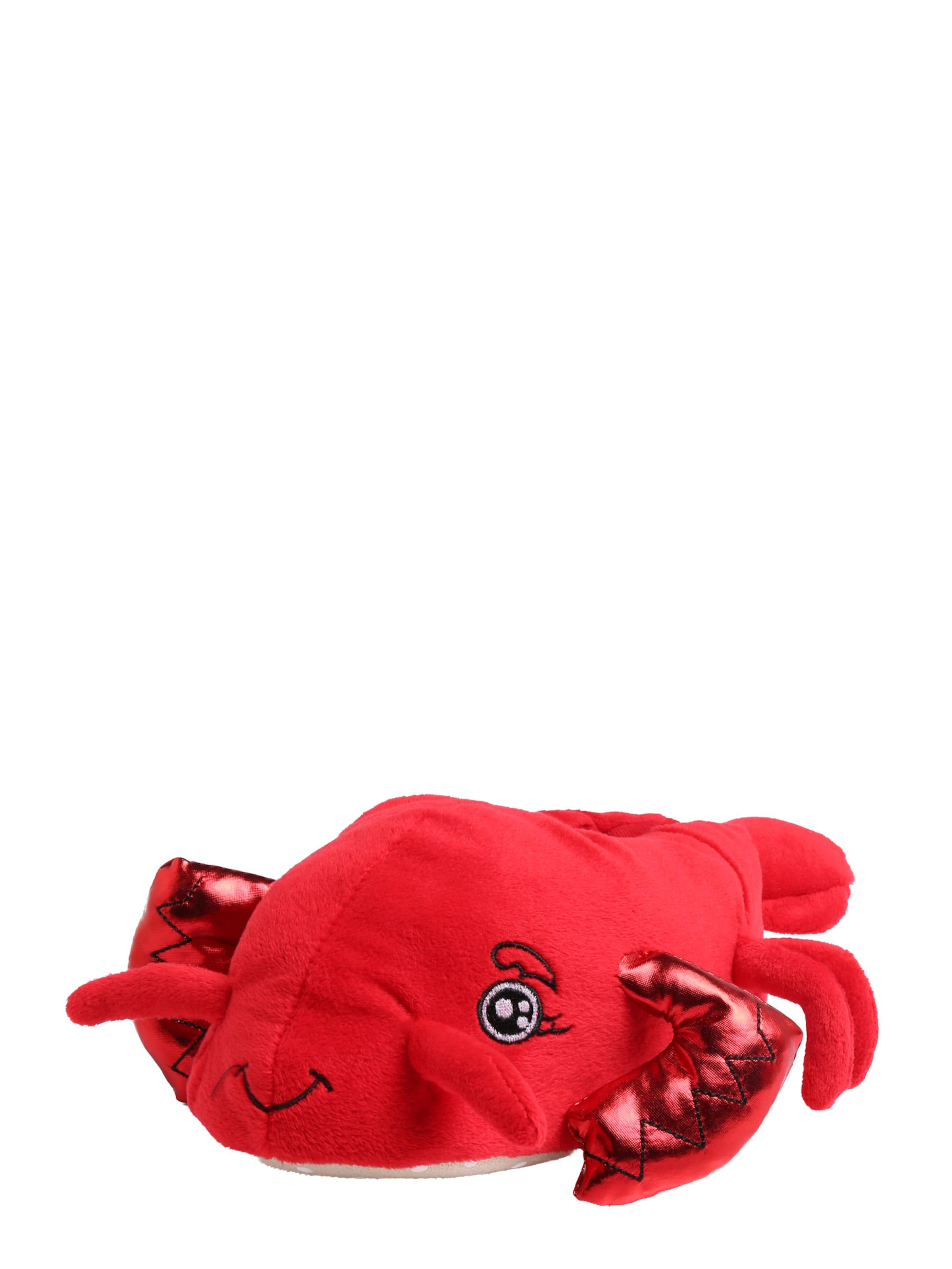 Nouvelles Chaussures De Maison Look Nippy 'rouge bpCMT