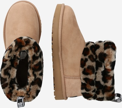 Sniego batai iš UGG , spalva - ruda / šviesiai ruda: Vaizdas iš šono