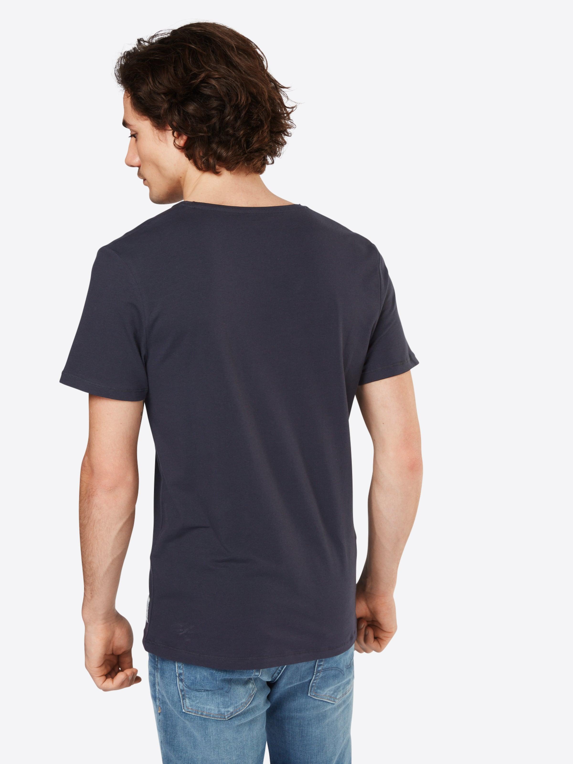 Bestbewertet TOM TAILOR T-Shirt mit Brusttasche Exklusiv Günstig Online Erscheinungsdaten Authentisch LtBRs