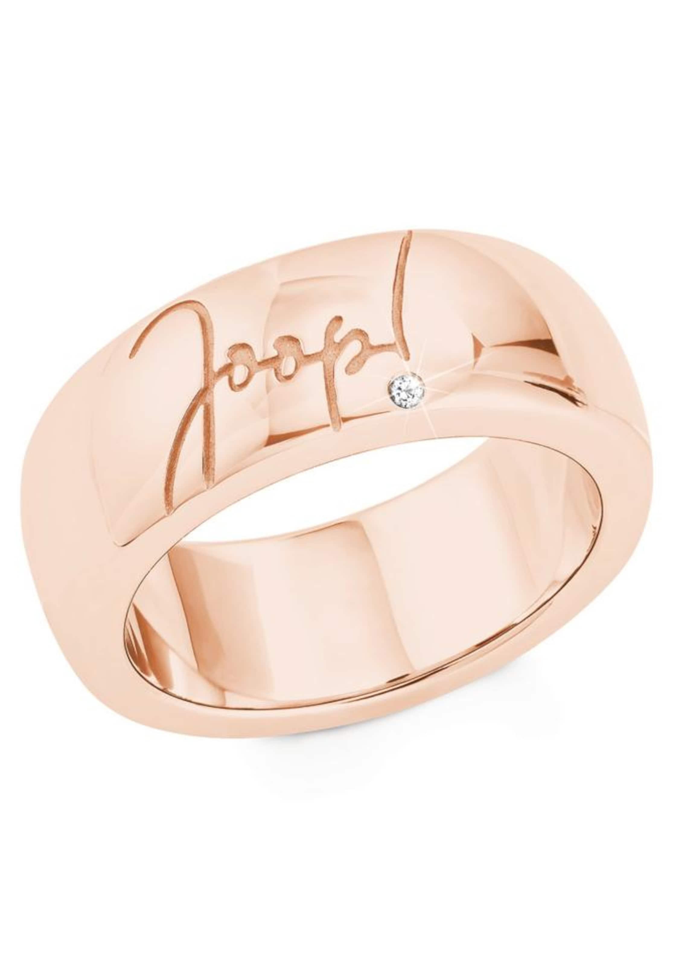 JOOP! Ring in rosegold