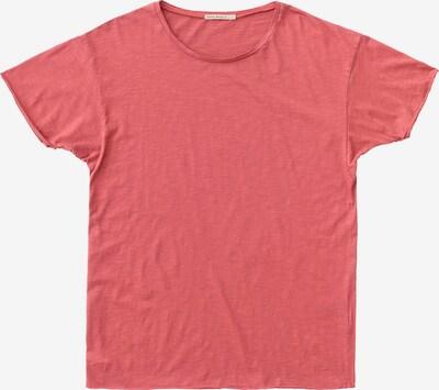 Nudie Jeans Co T-Shirt ' Roger Slub ' in hellrot, Produktansicht