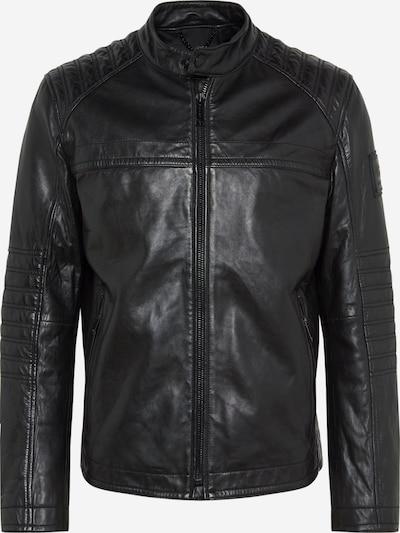 STRELLSON Lederjacke 'Wellington' in schwarz, Produktansicht