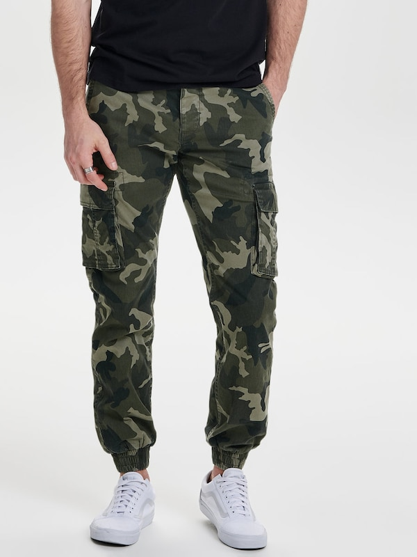 Only & Sons Slim Fit Cargohose