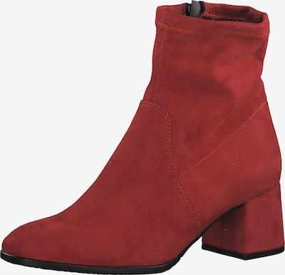 TAMARIS Stiefelette 'Nadda' in rot, Produktansicht