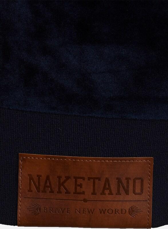 Naketano Male Sweatshirt Asgardian Mack Iii