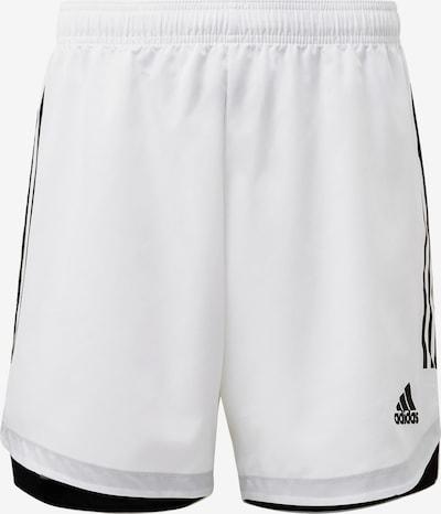 ADIDAS PERFORMANCE Shorts 'Condivo 20' in schwarz / weiß, Produktansicht