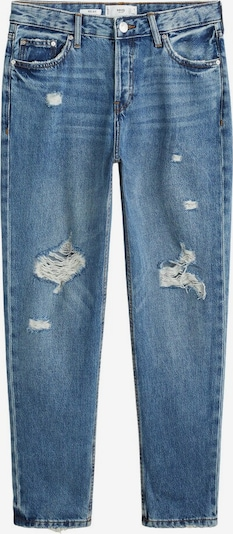 MANGO Jeans 'Relax' in kobaltblau: Frontalansicht