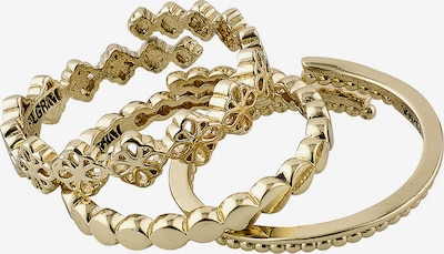 Pilgrim Ringe 'Joy' in gold, Produktansicht