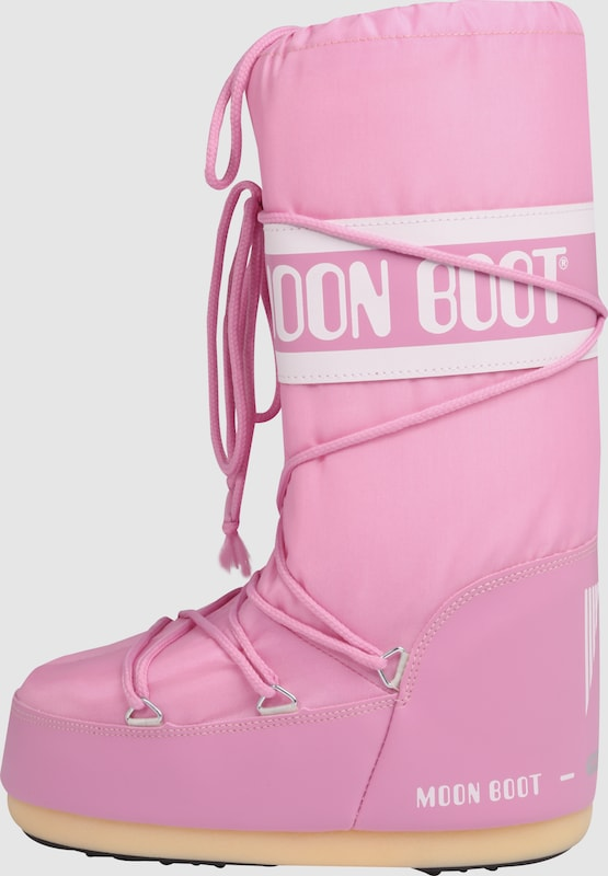 MOON BOOT Preis-Leistungs-Verhältnis, | Snowboots 'Nylon'--Gutes Preis-Leistungs-Verhältnis, BOOT es lohnt sich,Sonderangebot-8770 6246cb