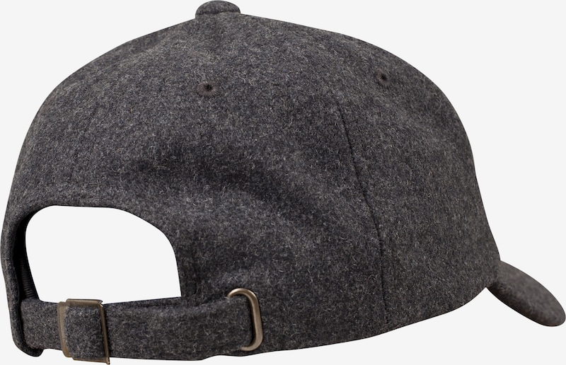 Flexfit Pet 'Melton Wool' in Grijs gemêleerd b8fkDSsd