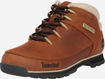 TIMBERLAND Boots 'Euro Sprint Hiker' in creme / karamell: Frontalansicht