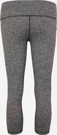 SK86 Yoga-Leggings in graumeliert: Rückansicht