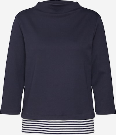 ESPRIT Shirt 'OCS fake 2/1' in navy, Produktansicht