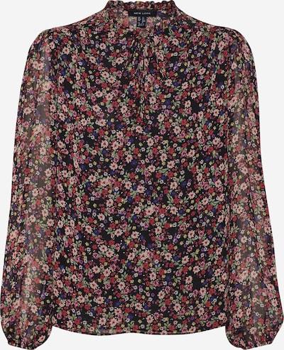NEW LOOK Bluzka 'SADIE DITSY' w kolorze różowy pudrowy / czarnym, Podgląd produktu