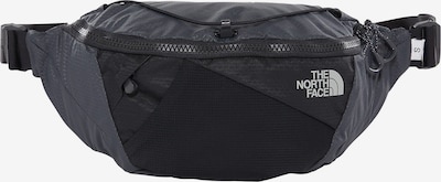 THE NORTH FACE Athletic Fanny Pack 'Lumbnical' in Grey / Black, Item view