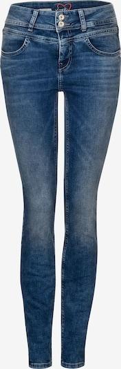 STREET ONE Jeans 'York' in blau / blue denim, Produktansicht