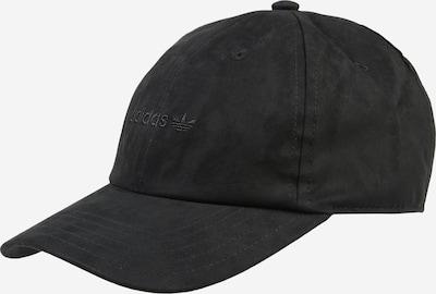 ADIDAS ORIGINALS Cap in schwarz, Produktansicht