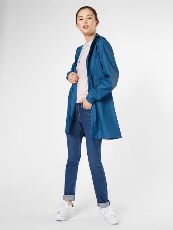 Fonctionnel En Manteau Rains Bleu nPZ8wN0OXk