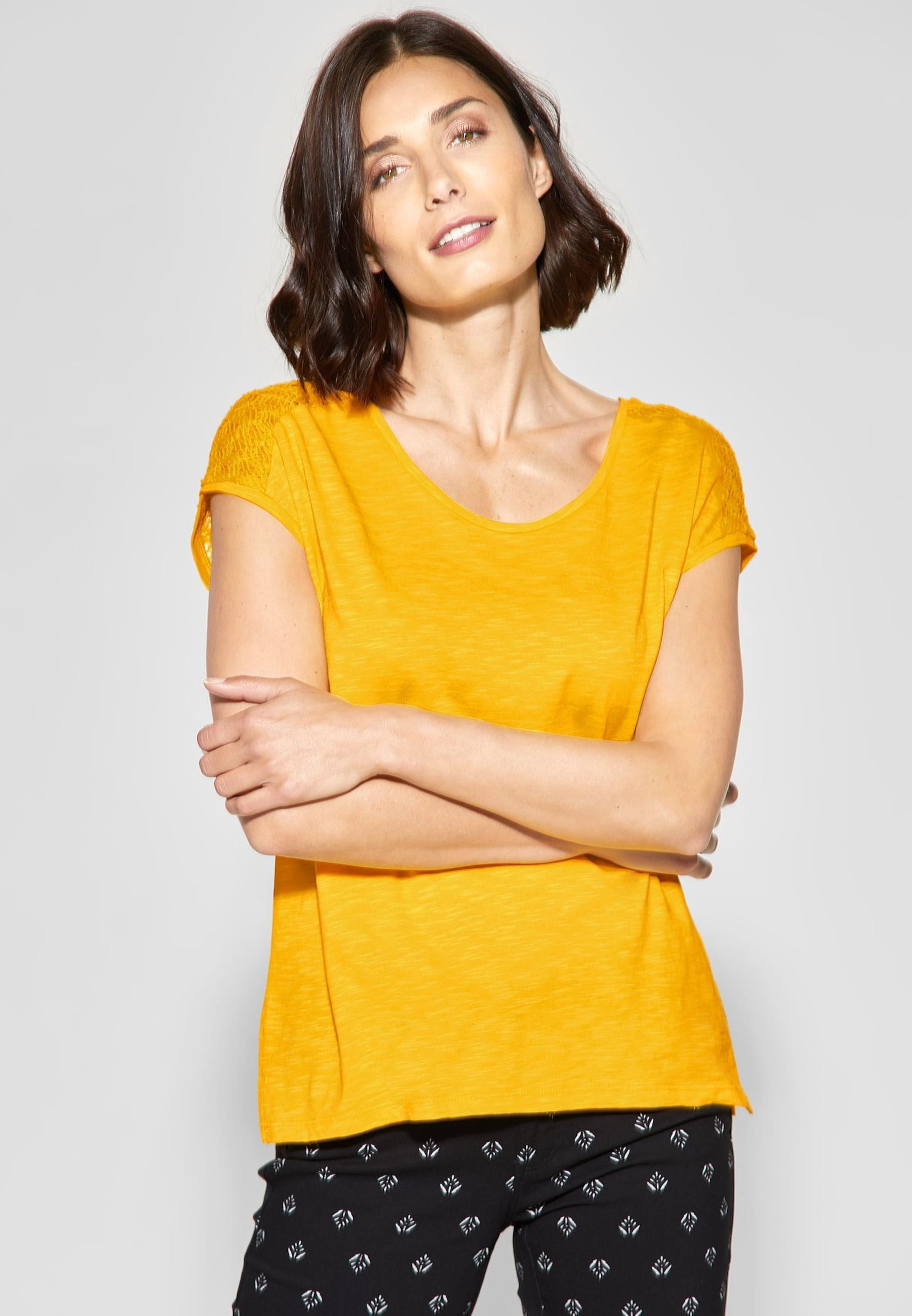 In Street One Shirt 'tiara' Orange 9EDH2I
