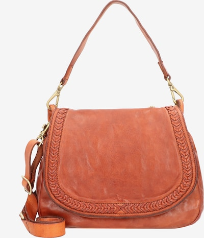 Campomaggi Handtasche in cognac, Produktansicht