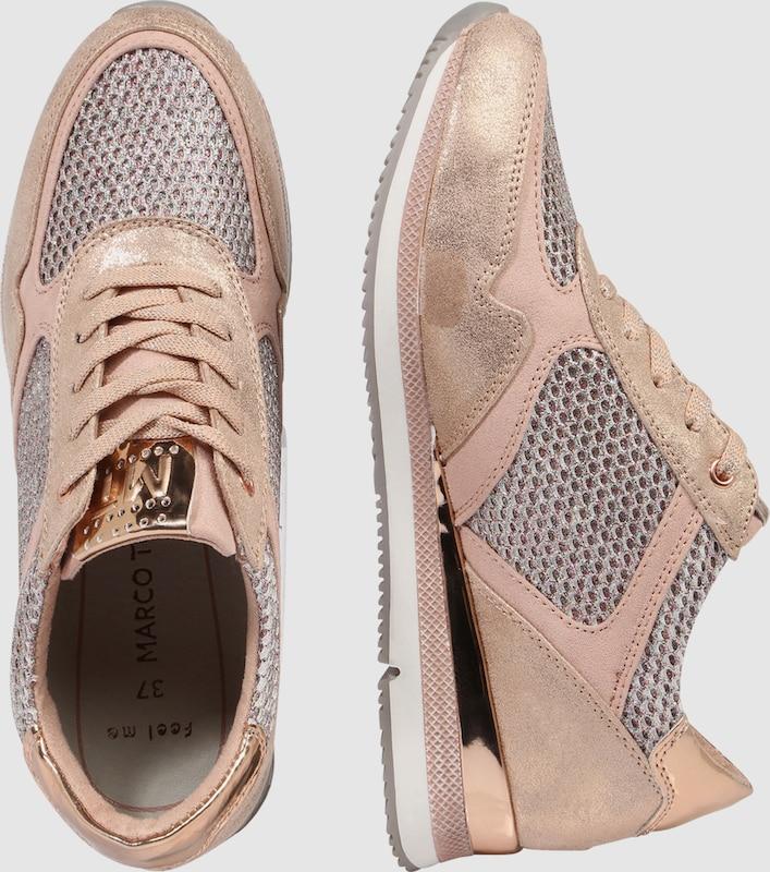 MARCO TOZZI | | | Sneaker mit viel Glitzer 736479