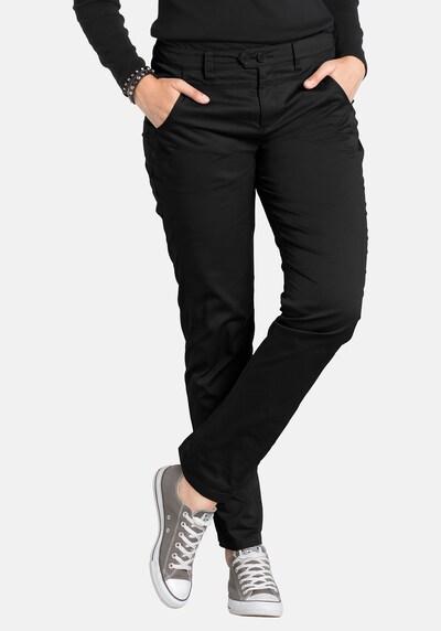 SHEEGO Hose in schwarz, Modelansicht