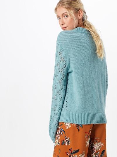 Megztinis iš SAINT TROPEZ , spalva - mėtų spalva: Vaizdas iš galinės pusės