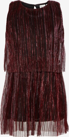 NAME IT Kleid  'Nmfvivi Spencer' in bordeaux, Produktansicht