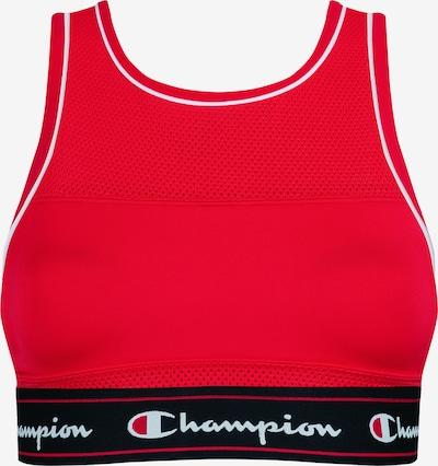 Champion Authentic Athletic Apparel Soutien-gorge de sport en bleu / rouge / noir / blanc, Vue avec produit