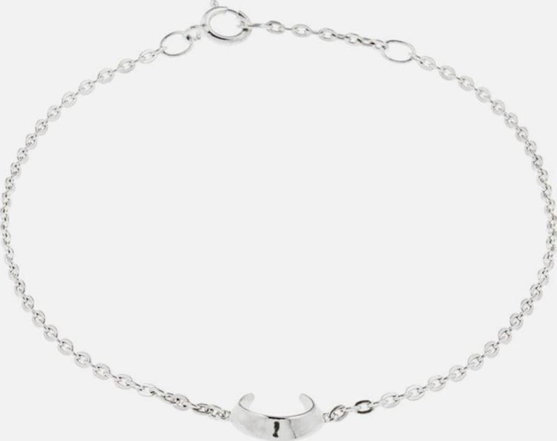 ID Fine Crescent Moon Armband
