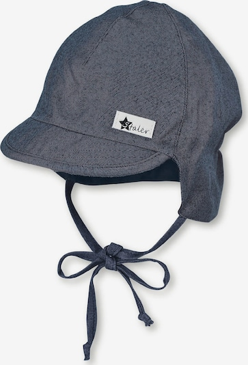STERNTALER Hoed in de kleur Nachtblauw / Wit, Productweergave