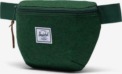 Herschel Gürteltasche 'Fourteen' in grün, Produktansicht