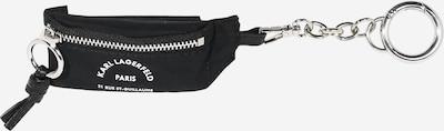Karl Lagerfeld Privjesak za ključeve u crna / bijela, Pregled proizvoda