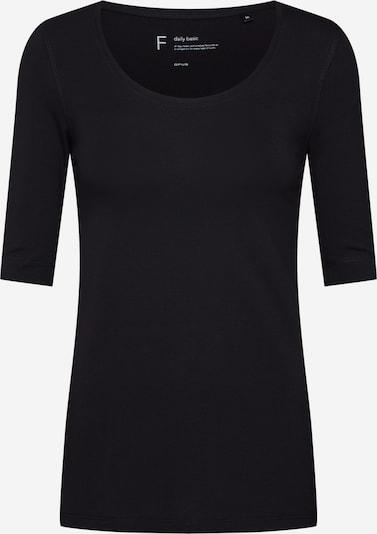 OPUS Shirt 'Sanika' in schwarz, Produktansicht