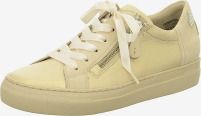 Paul Green Sneakers in beige: Frontalansicht