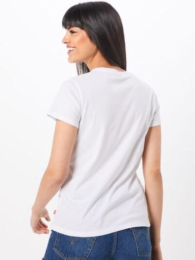 LEVI'S Shirt in de kleur Wit: Achteraanzicht