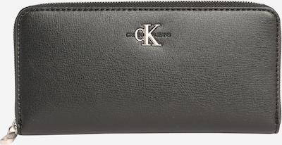 Calvin Klein Jeans Peněženka 'ZIP AROUND' - černá, Produkt