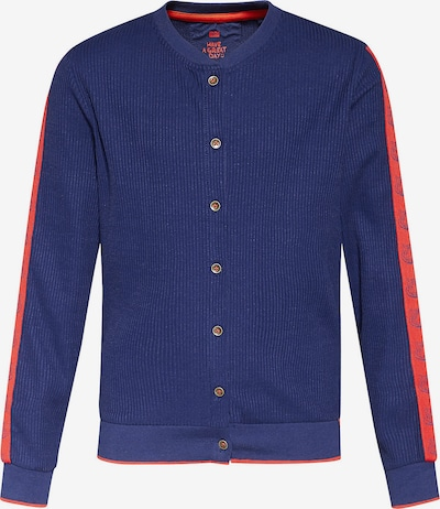 WE Fashion Strickjacke in blau, Produktansicht