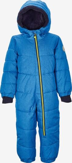 KILLTEC Skioverall 'Karter' in himmelblau, Produktansicht