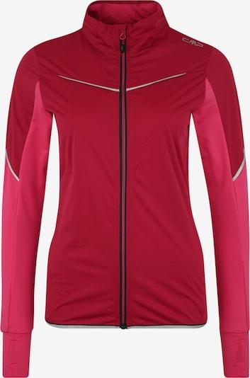 CMP Veste de sport en magenta / rouge, Vue avec produit