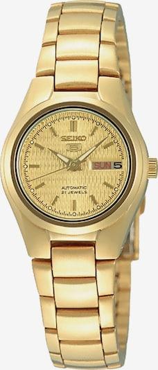 SEIKO Uhr 'SYMC07K1' in gold, Produktansicht
